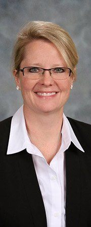 Headshot of Frances Hamman DDS MSD