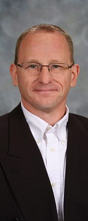 Headshot of James Hamman DDS